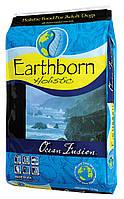 Earthborn (Эрсборн) Holistic Ocean Fusion корм с белой рыбой для собак с чувствительным пищеварением, 12кг, фото 1