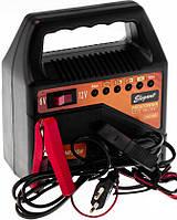Зарядное устройство для мото и авто Elegant Plus, 6-12В 6Ампер