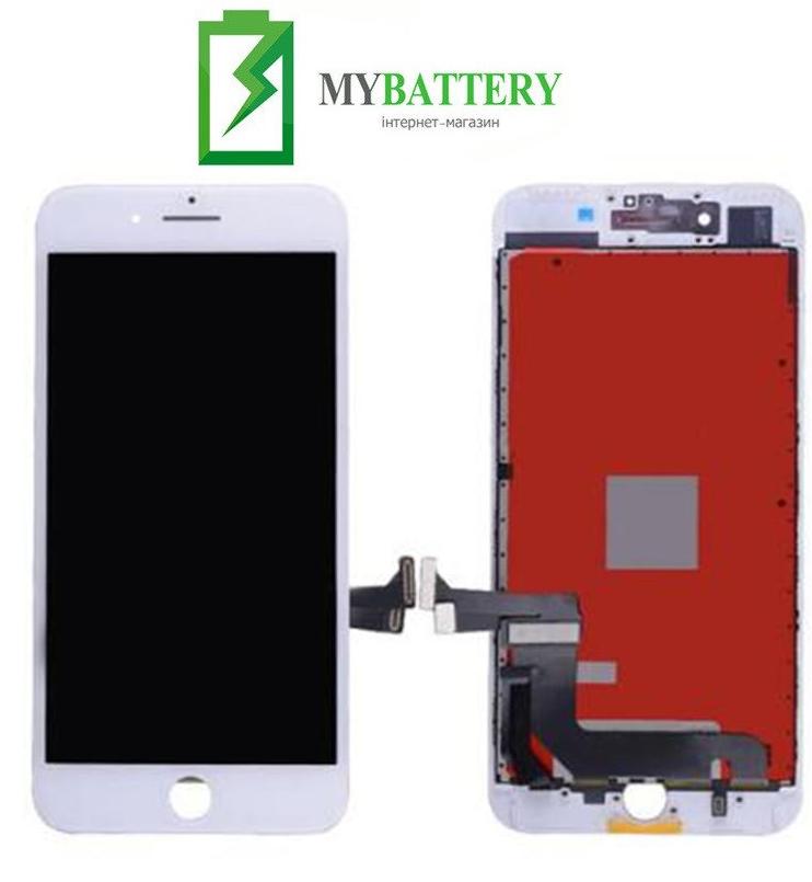 Дисплей (LCD) Apple iPhone 7 с сенсором белый
