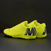 Сороконожки Nike MercurialX Vapor 12 Academy TF AH7384-701 (Оригинал), фото 2