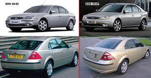 Зеркала для Ford Mondeo 2004-07