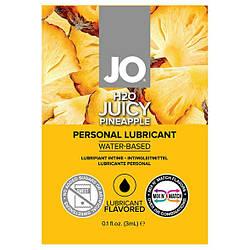 System Jo - пробник лубриканта со вкусом ананаса ,3 мл