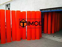 Вставки полиуретановые в самотечные трубы (самотеки полиуретановые) d-300 мм, l-2000 мм