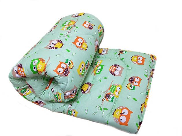 Одеяло Чарівний сон детское шерстяное 110х140 см (210057), фото 2