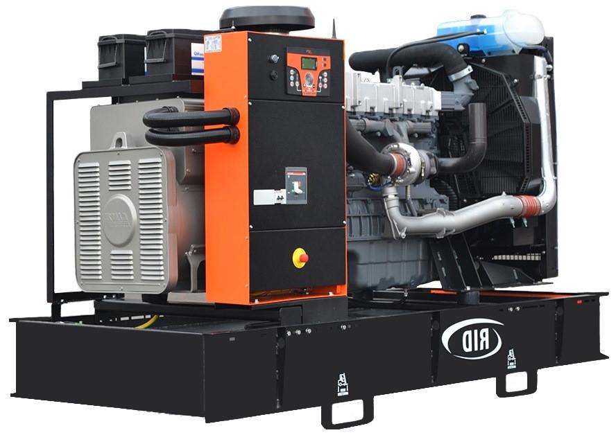 Трехфазный дизельный генератор RID 350 S-SERIES (350 кВА)