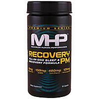 Maximum Human Performance, LLC, Recovery PM, 90 капсул