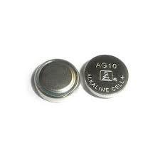 Батарейка таблетка AG 10 (LR54) 10шт/бл