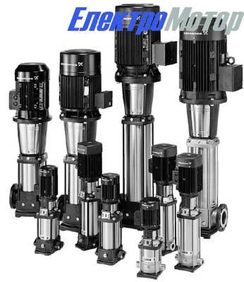 Насосы Grundfos CR 5-2 F — CR 5-8 F вертикальные многоступенчатые