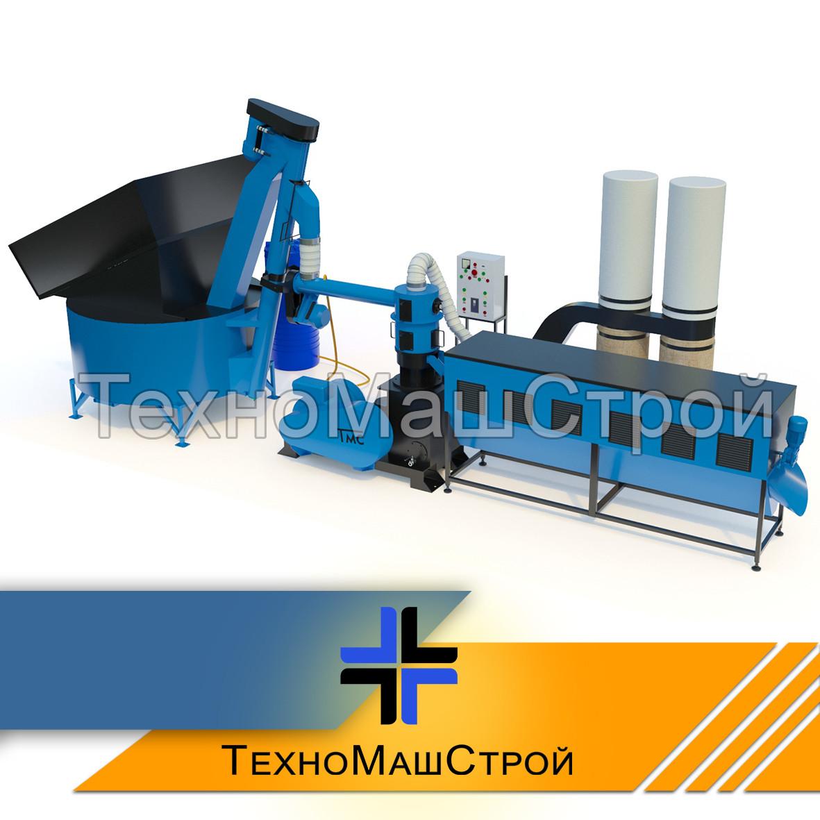 Оборудование для производства пеллет и комбикорма МЛГ-1500 COMBI+ (производительность до 1000 кг/час)