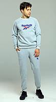 Тёплый спортивный костюм Reebok, рибок
