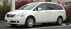 Nissan Presage (2003-2006)
