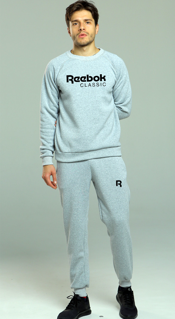 Тёплый спортивный костюм Reebok classic, фото 1