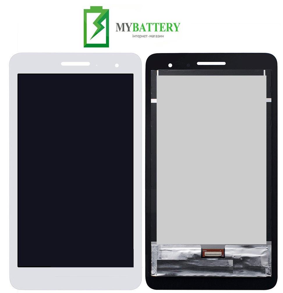 "Дисплей (LCD) Huawei T1 (T1-701u) 7.0"" 3G MediaPad с сенсором белый"