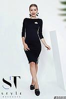 Женское модное платье  РД1123 (норма), фото 1