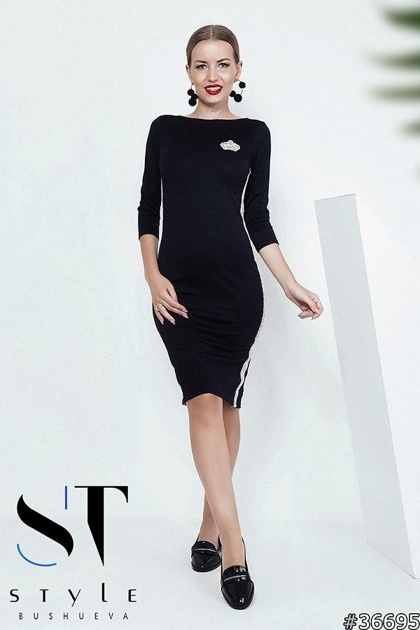 Женское модное платье  РД1123 (норма)