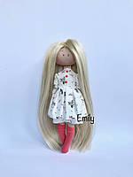 Кукла ручной работы Эмили.