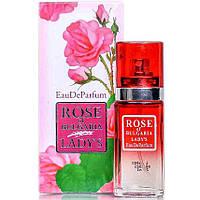 Духи Rose of Bulgaria женские c розовой водой, 50 мл