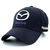 Кепка Mazda А35 Темно-синяя