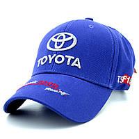 Кепка Toyota А36 Синяя