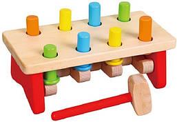 Іграшка стучалка Забий гвоздик Viga toys (59719)