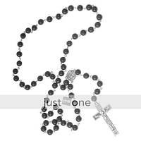 Ожерелье с крестом Дэвида Бекхэма