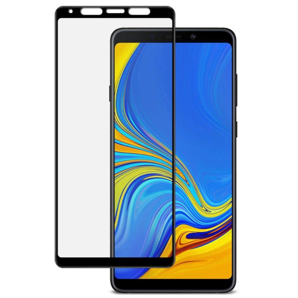 Full Glue скло для Samsung Galaxy A9 2018 (A920/A950) - Black