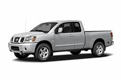 Nissan Titan (2004-2007)