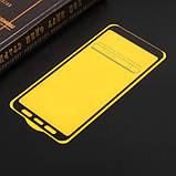 Full Glue защитное стекло для Samsung Galaxy J6 Plus 2018 (J610) - Black, фото 2
