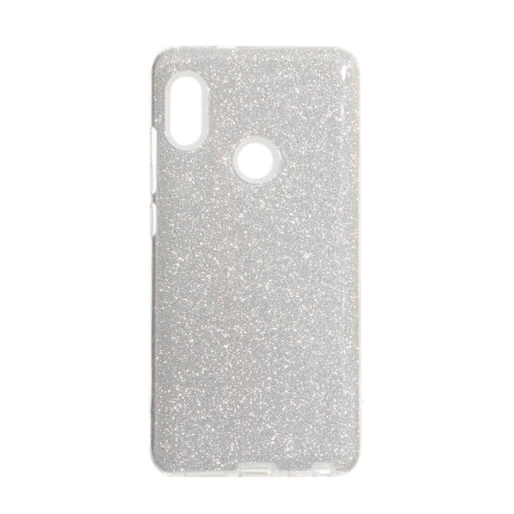 Чехол TWINS для Xiaomi Redmi Note 5/Pro Shine Silver