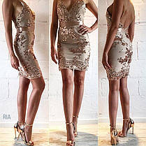 Шикарные платья с пайеткой, размер 42, 44, фото 3