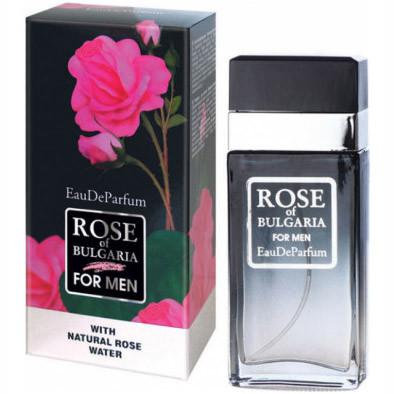 Духи Rose of Bulgaria чоловічі з трояндовою водою 50 мл