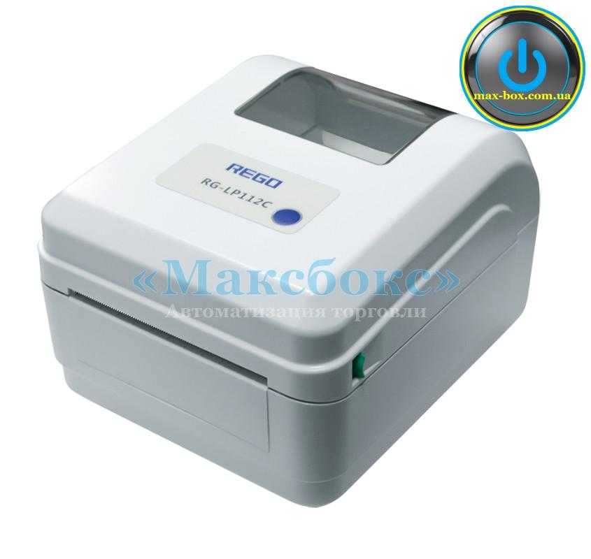 Принтер друку етикеток 104 мм REGO — RG-LP112CL