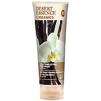 Desert Essence, Organics, моющее средство для тела, пряный чай с ванильюi, 8 жидких унций (237 мл)