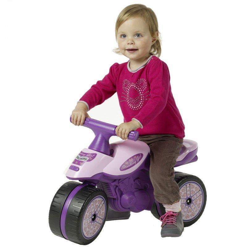 Мотоцикл-каталка Falk 408 для детей от 1 до 3 лет