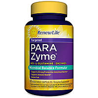 Renew Life, ParaZyme, 90 Vegetable Capsules
