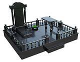 3D модель комплекса из гранита № 16, фото 2