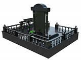 3D модель комплекса из гранита № 16, фото 3