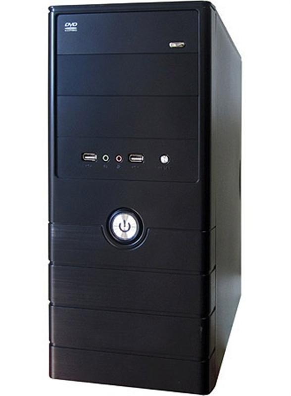 Корпус Delux MD251 Black 400W