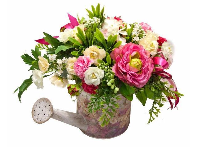 Цветы искусственные (оптом)