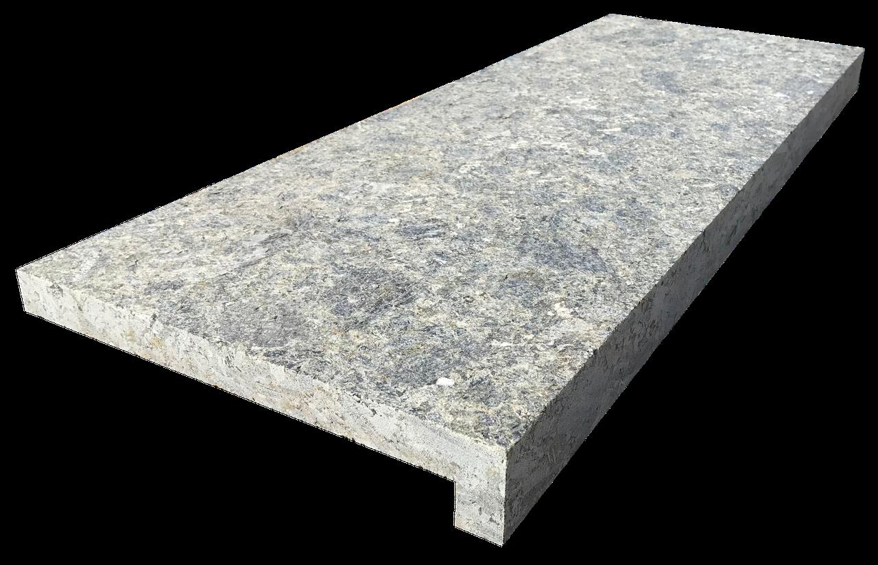 Копинговый камень с капиносом - Г из Гранита 33х100 см.