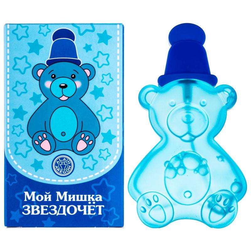 Душистая вода для детей Alain Aregon мой мишка звездочет 30мл