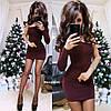 Восхитительное платьице на одно плечо, размер 42-44, фото 3