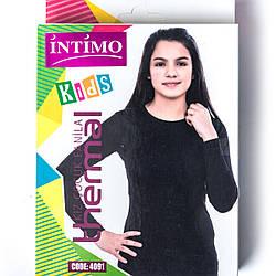 Термокофты подростковая оптом для девочки Intimo Турция 4091