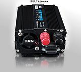 Инвертор 1000 Вт. стабилизатор напряжения UKC 1000W 12V-220V (black series), фото 3
