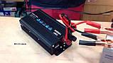Инвертор 1000 Вт. стабилизатор напряжения UKC 1000W 12V-220V (black series), фото 5