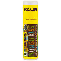 Eco Lips Inc., Бальзам для губ Mongo Kiss, банан, 25 унций (7 г)