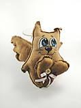 Кофейный Кот - Ангел с сердцем Ароматизированная игрушка, фото 2