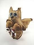 Кофейный Кот - Ангел с сердцем Ароматизированная игрушка, фото 4