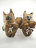 Кофейный Кот - Ангел с сердцем Ароматизированная игрушка, фото 3