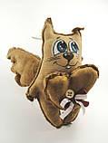 Кофейный Кот - Ангел с сердцем Ароматизированная игрушка, фото 5